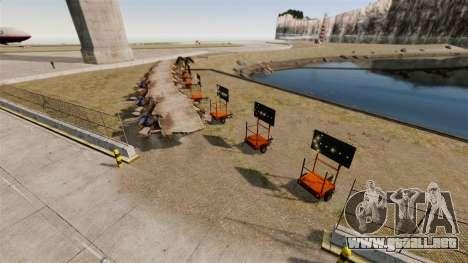 Sofisticado pista para GTA 4