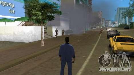 Pastillas, bombas de humo para GTA Vice City sexta pantalla