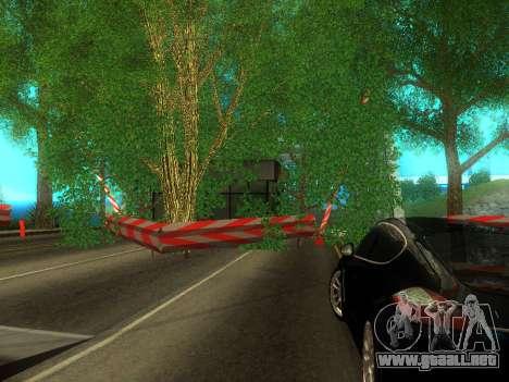 Customs Los Santos, San Fierro para GTA San Andreas segunda pantalla
