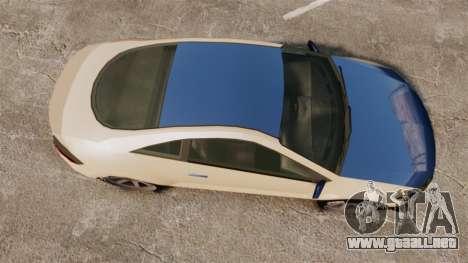 GTA V Maibatsu Penumbra para GTA 4 visión correcta