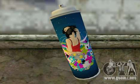 Spray para GTA San Andreas