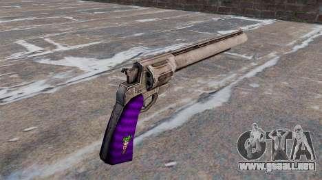 Revolver-Joker- para GTA 4 segundos de pantalla