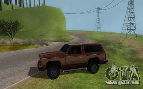 Sweet ENB Next Generation para GTA San Andreas sexta pantalla