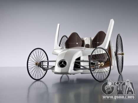 Inicio pantallas de Mercedes-Benz F-CELL Roadste para GTA 4