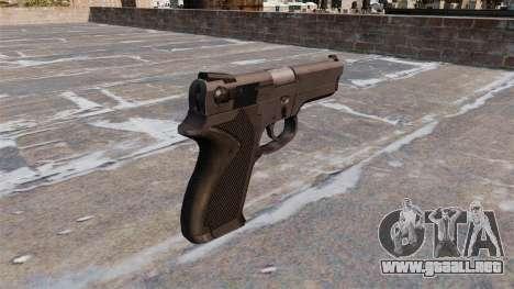 Pistola Smith & Wesson Modelo 410 para GTA 4 segundos de pantalla