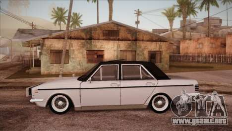Peykan 48 Blackroof para GTA San Andreas left