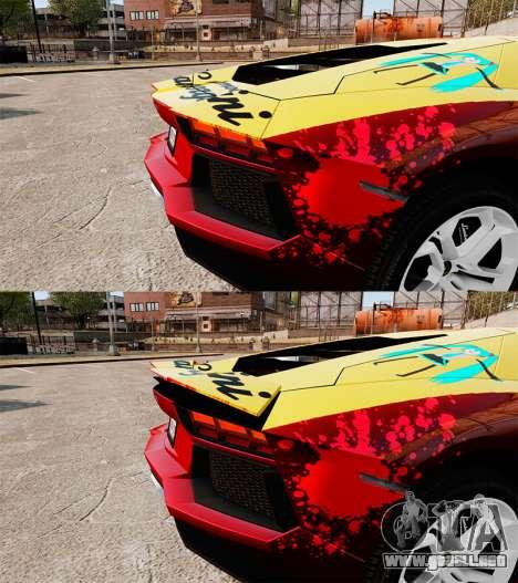 Lamborghini Aventador LP700-4 2012 [EPM] Jake para GTA 4 vista desde abajo