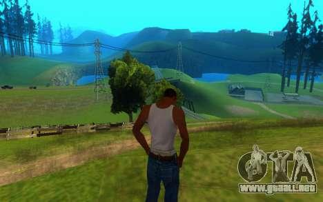 Sweet ENB Next Generation para GTA San Andreas tercera pantalla