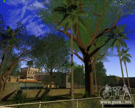 Most Wanted Enb v.2.0 para GTA San Andreas segunda pantalla
