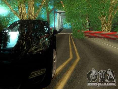 Customs Los Santos, San Fierro para GTA San Andreas tercera pantalla