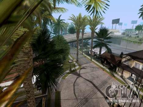 New Grove Street v3.0 para GTA San Andreas
