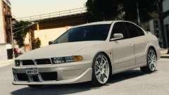 Mitsubishi Galant8 VR-4 para GTA 4