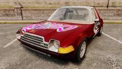 AMC Pacer 1977 v2.1 Miku para GTA 4