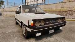 FSO Polonez 1500 para GTA 4