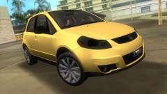 Suzuki SX4 Sportback para GTA Vice City