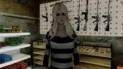 Young Blonde para GTA San Andreas