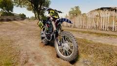 Kawasaki KX250F Monster KX USA