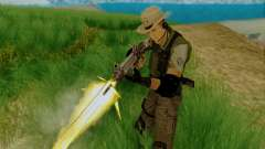 Resident Evil Apocalypse S.T.A.R.S. Sniper Skin