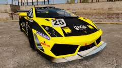 Lamborghini Gallardo LP560-4 GT3 2010 Gads