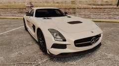 Mercedes-Benz SLS 2014 AMG Driving Academy v1.0