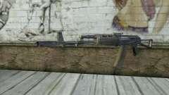 AK47 из S.T.A.L.K.E.R. para GTA San Andreas