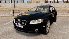 Volvo V70 Swedish TULL [ELS] para GTA 4