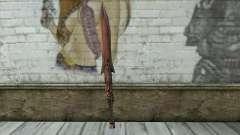 Espada para GTA San Andreas