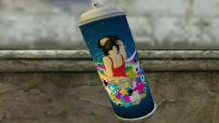 Spray para GTA San Andreas