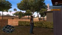 C-HUD Light para GTA San Andreas