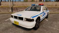 GTA SA Police Cruiser LCPD [ELS] para GTA 4