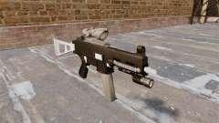 La ametralladora UMP45
