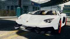Lamborghini Aventador LP720-4 2012 para GTA 4