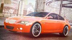 BMW M6 Hamann Widebody v2.0 para GTA 4