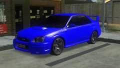 Subaru Impreza WRX STi седан para GTA San Andreas