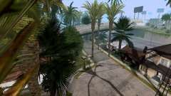 New Grove Street v3.0 para GTA San Andreas