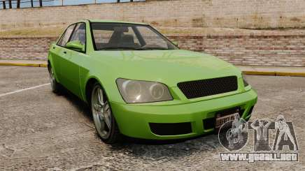 Sultan New Wheel para GTA 4