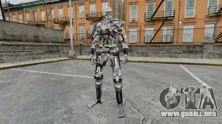 Terminator T-800 para GTA 4