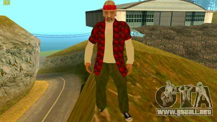 La nueva textura de la Verdad para GTA San Andreas