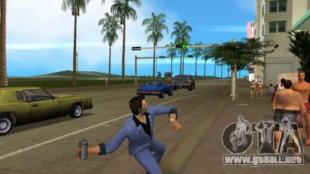 Pastillas, bombas de humo para GTA Vice City