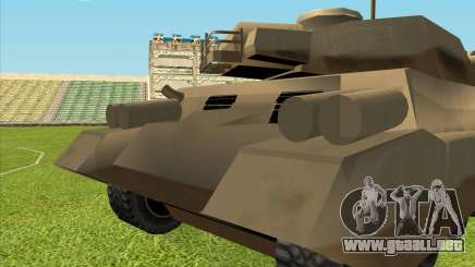 Rhino tp.JSF para GTA San Andreas