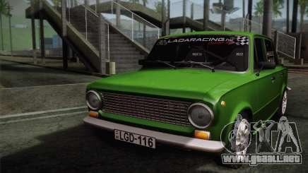 Lada 1200 R para GTA San Andreas