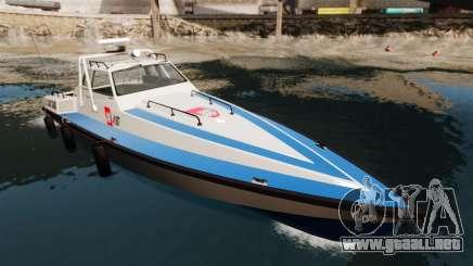 Predator U.S. Coast Guard para GTA 4