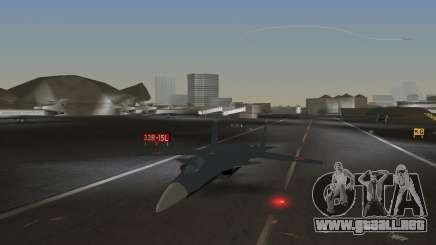 Su-47 Berkut para GTA Vice City