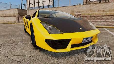 GTA V Pagassi Vacca para GTA 4
