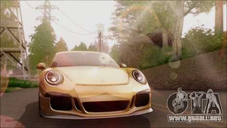 BRC ENB 2.0 para GTA San Andreas tercera pantalla