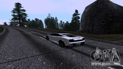 New Roads v2.0 para GTA San Andreas décimo de pantalla