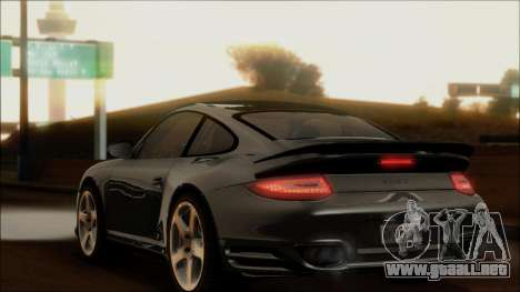 BRC ENB 2.0 para GTA San Andreas segunda pantalla