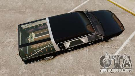 Albany Romero new wheels para GTA 4 visión correcta