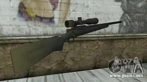 M40A1 Sniper Rifle para GTA San Andreas segunda pantalla