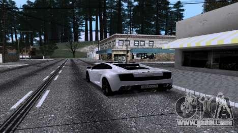 New Roads v2.0 para GTA San Andreas undécima de pantalla